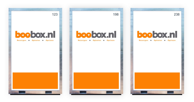 Hoeveel Boobox mobiele opslagboxen heb je nodig?